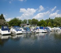 Moorings - image one