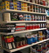 Chandlery Shop